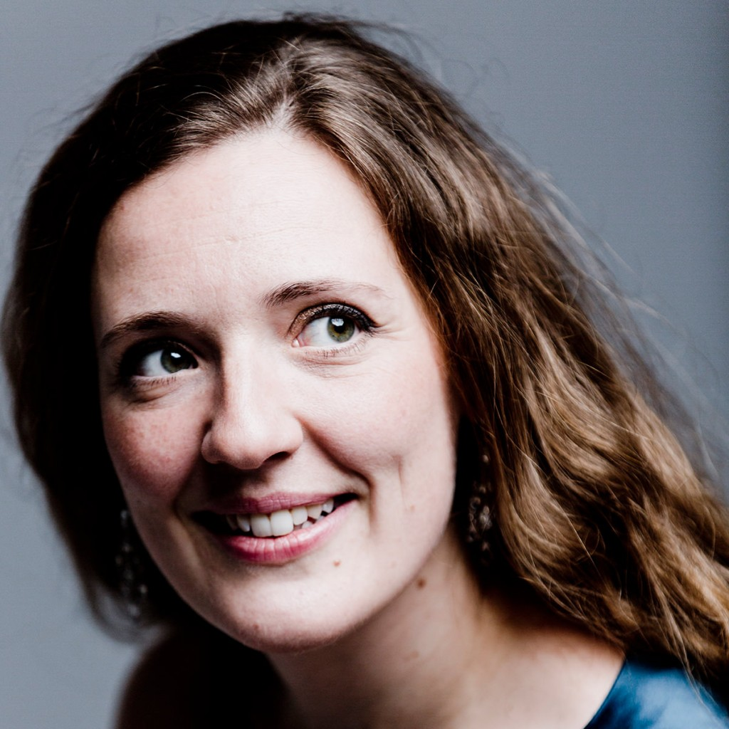 Clare Wilkinson, voice soloist at Accordone