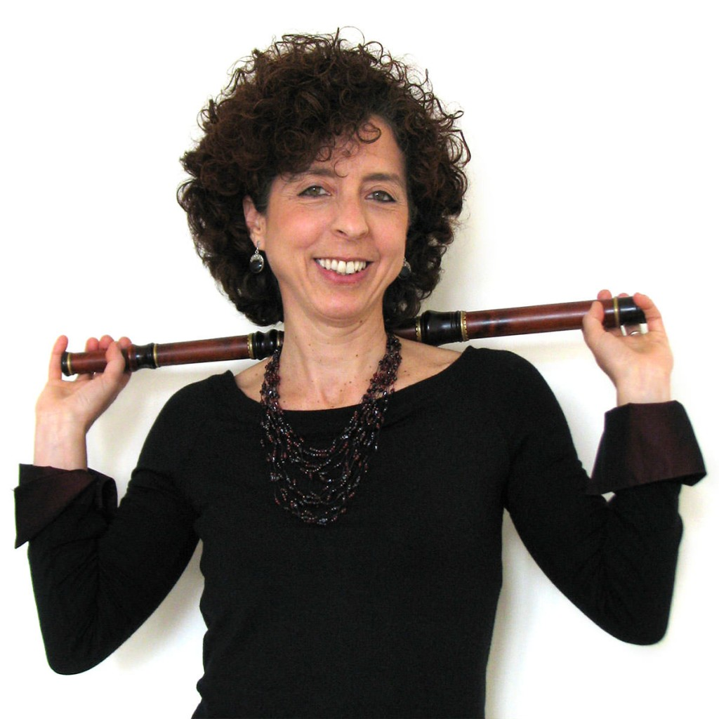 Laura Pontecorvo, instrumental soloist at Accordone