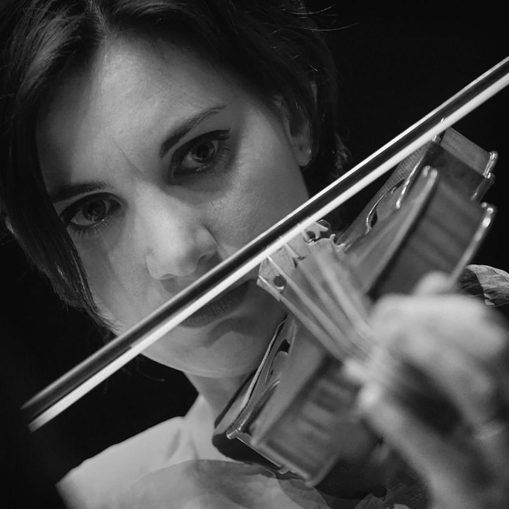 Rossella Croce, instrumental soloist at Accordone