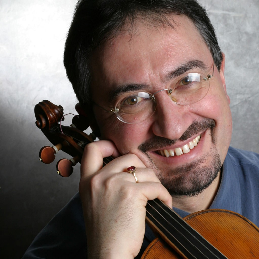 Enrico Gatti, instrumental soloist at Accordone