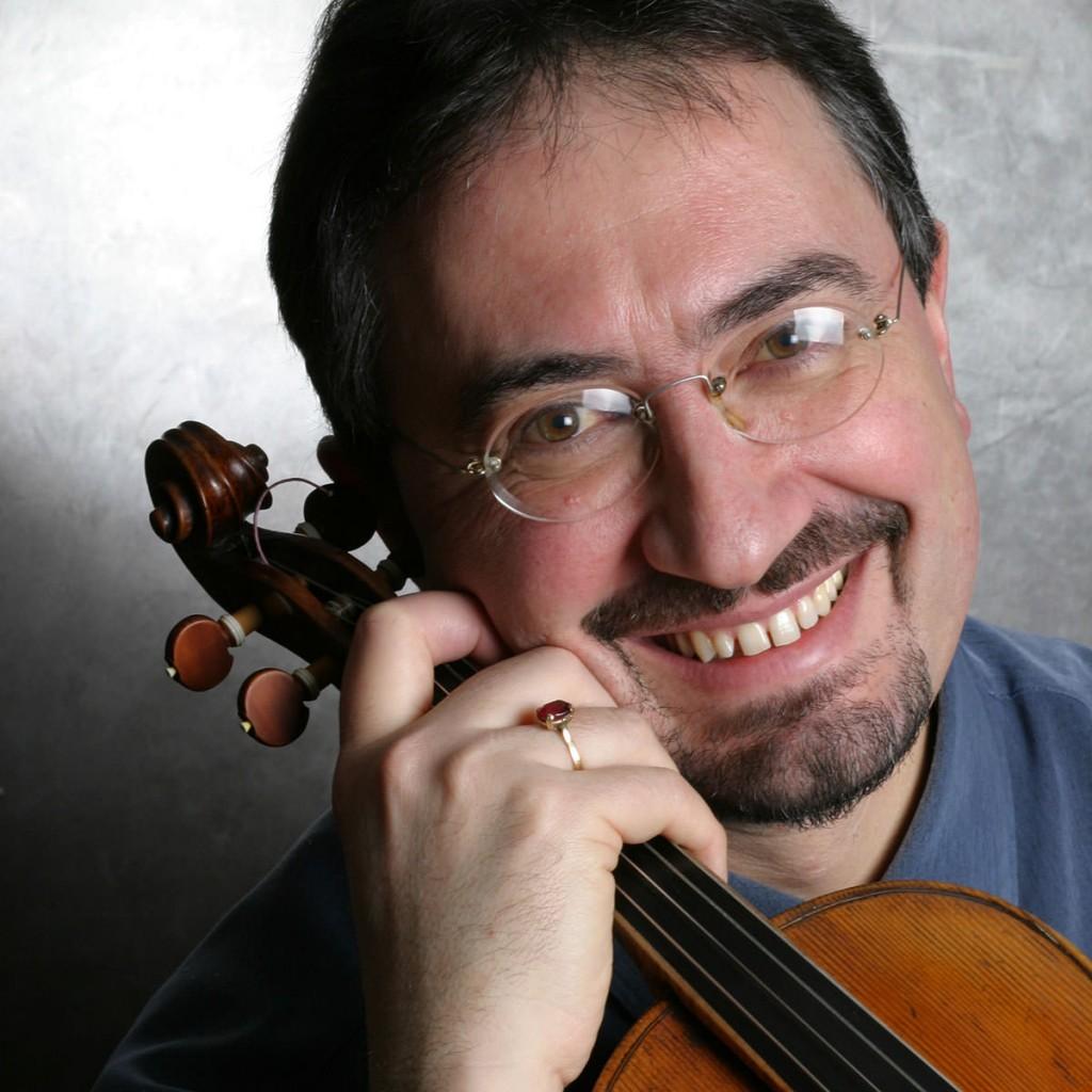 Enrico Gatti, instrumental soloist at Accordone